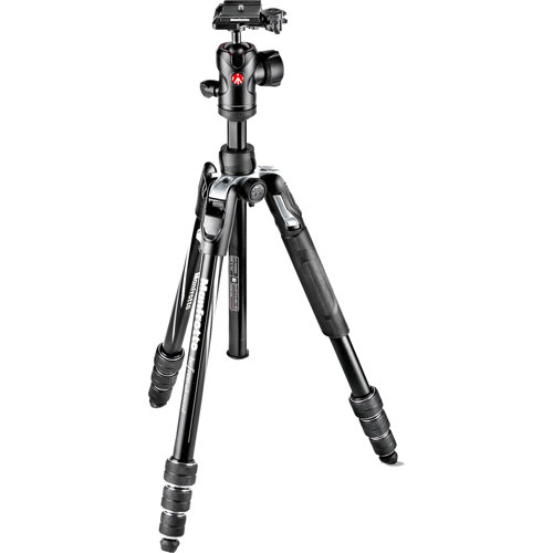 Manfrotto-Befree Advanced Aluminum Travel Tripod Twist with Ball Head-Tripods & Monopods