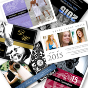 Save The Date, Graduation & Photo Invitations