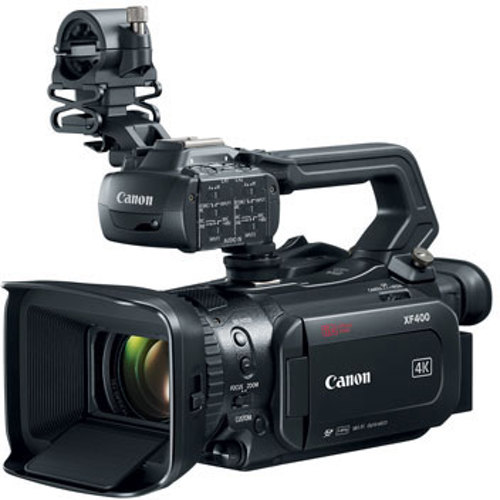 Canon-XF400 Professional Camcorder-Video Cameras