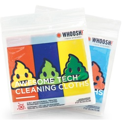 Whoosh!-Awesome Tech Cleaning Cloths-Smartphone and Tablet Accessories
