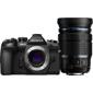 Olympus-OM-D E-M1 Mark II System Camera with M.Zuiko ED 12-100mm F4 IS PRO Lens-Digital Cameras