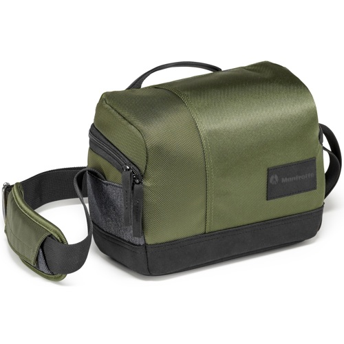 Manfrotto-Street Camera Shoulder Bag for CSC #MB MS-SB-GR-Bags and Cases