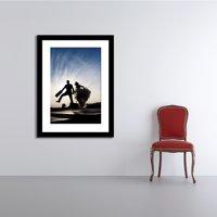 10x12-inch Fine Art