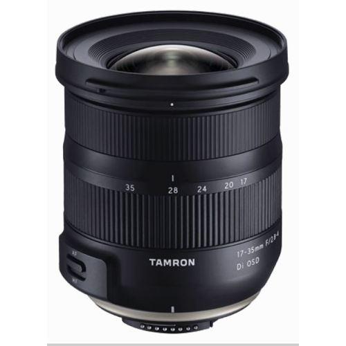 Tamron-17-35mm F2.8-4 Di OSD Model A037 - Nikon-Lenses - SLR & Compact System