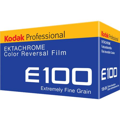 Kodak-Professional Ektachrome E100 35-36-Film