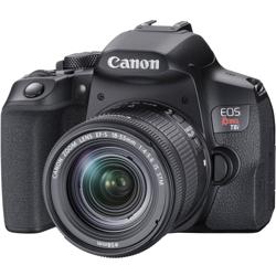 Canon-EOS Rebel T8i Digital SLR Camera with EF-S 18-55mm f4-5.6 IS STM Lens-Digital Cameras