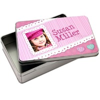 Keepsake Tin (Horizontal Image)