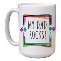 15 oz Father's Day Mug (J)