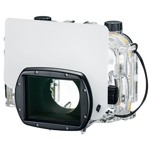 Canon-Waterproof Case WP-DC56 for G1 X Mark III-Miscellaneous Camera Accessories