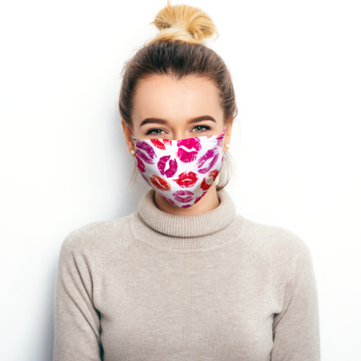Large/Adult Create Your Own Customized Face Mask