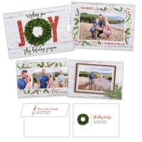 Joyful Wishes<br>5x7 Slider<br>Envelope