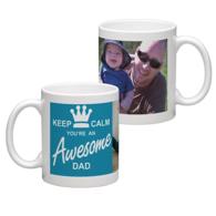 11 oz Ceramic Mug (Dad B)