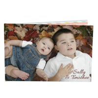 8 x 11.25 Lay Flat Photo Album