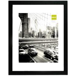 "Nexxt Design-Suspense 11""x14"" Wood Frame - Black #PN21141-6-Cadres Photo"
