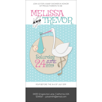 Baby Shower Card U