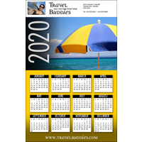 A3  Genuine Photographic Poster Calendar (297x420mm)