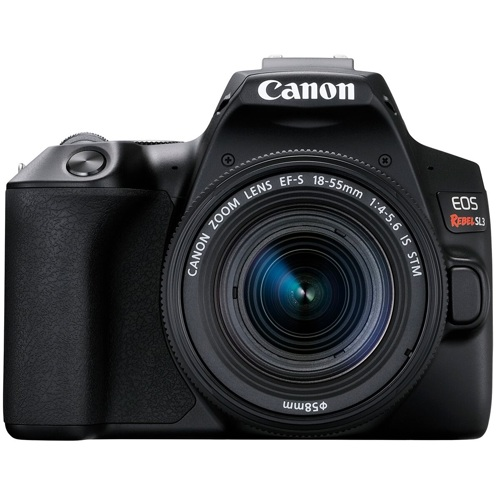 Canon-EOS Digital Rebel SL3 DSLR Camera with EF-S18-55mm IS STM Lens-Digital Cameras