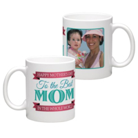 11 oz Ceramic Mug (Mom G)