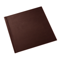 12 x 12 (HP) Brown Leatherette