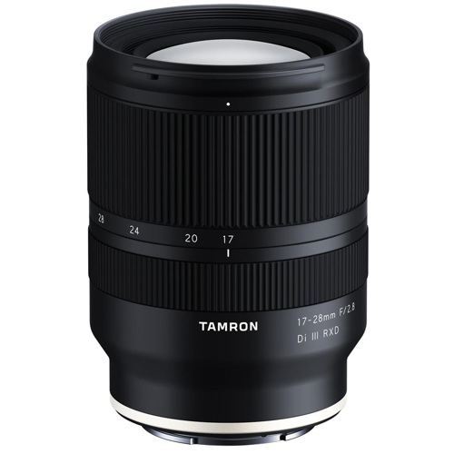 Tamron-17-28mm F2.8 Di III RXD Model A046 - Sony E-Lenses - SLR & Compact System