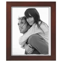 Malden-8x10 Dark Walnut Linear-Photo Frames