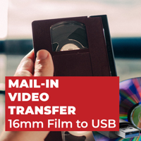 16 mm Film to USB