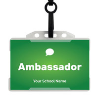 20 x Ambassador Badges