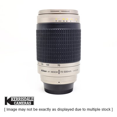 70-300mm f4-5 6 G AF Lens – Used # 587 25A70300G