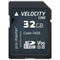 ProMaster-32GB SDHC Professional - VELOCITY CINE #7405-Memory cards, tape and discs