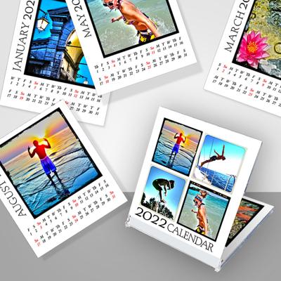Calendar Jewel Case - 2022