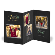 Accordion Holiday Card (15-076_5x7-B)