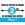 "Autocollant mural Covid-19 bleu (11""x8,5"") - Horizontal"