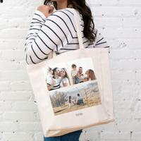 PG-898 - Linen Tote Bag