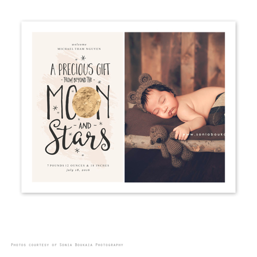 A Precious Gift Collage