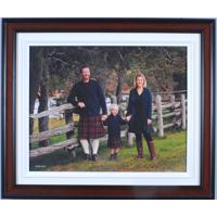 18 x 12 Framed Fine Art Print