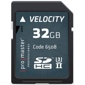 ProMaster-32GB SDHC Professional - VELOCITY #6508-Memory cards, tape and discs
