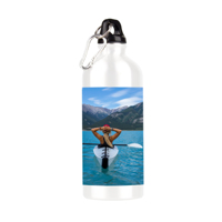 Stainless Steel 20 oz. waterbottle