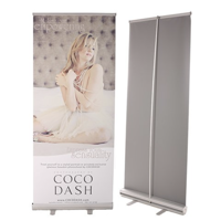 Econo Roll-up Banner 850x2080mm (Paste Existing Design)