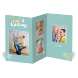 Accordion Holiday Card (15-078_5x7-B)