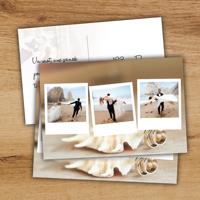"""Post card Modèle 3 (4""""x6"""") - Horizontal"""