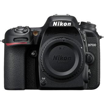 Nikon D7500 DSLR Camera - Body Only - Black - Digital Cameras ...