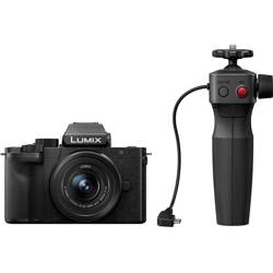 Panasonic-Lumix DC-G100 Mirrorless Digital Camera with 12-32mm F3.5-5.6 Lens and Tripod Grip Kit-Digital Cameras