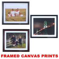 Quality Framed Canvas Prints