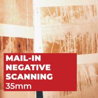 Negative Scanning - 35mm