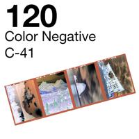 120 C-41 Color Negative