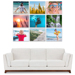 """9 piece 300x380mm (12x15"""") Collection with 12mm Image Wrap"""
