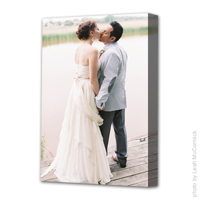 8x10 Canvas - 2.5 Inch Image Wrap