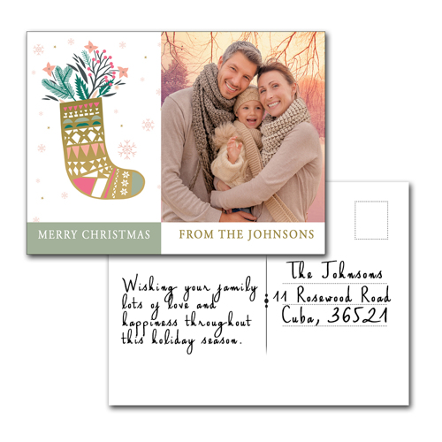 (12 PACK) Post Card - H A3