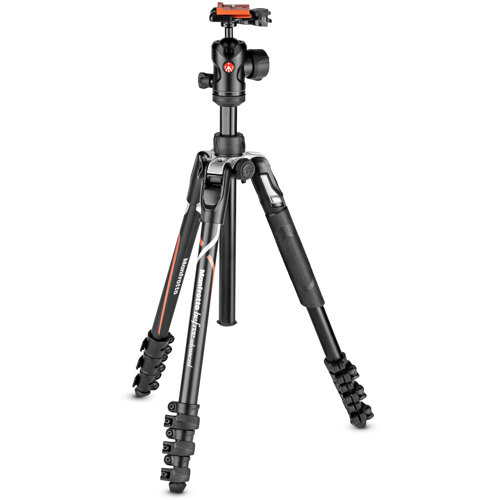 Manfrotto-Befree Advanced Designed Alpha Cameras From Sony-Tripods & Monopods