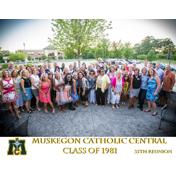 35th class reunion